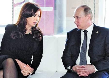 Cristina Putin