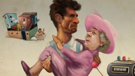 rattin y la reina