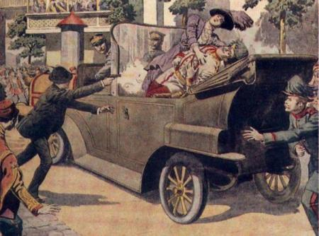 asesinato-franz-ferdinand