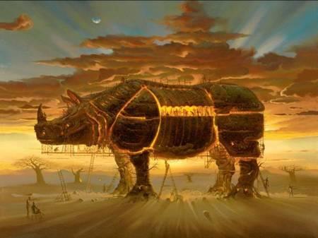 Arte-Pinturas-Surrealismo-Salvador-Dali