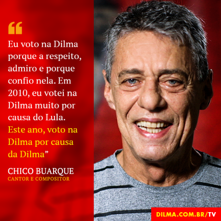 Dilma-Chico Buarque
