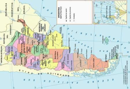 Argentina_Political_Map