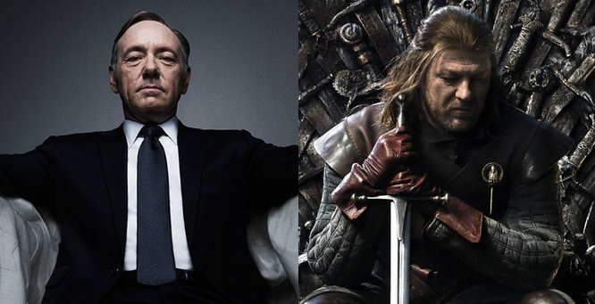 house of cards or game of thrones