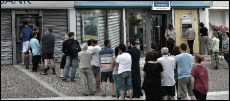 ATMs Athens