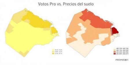votos PRO