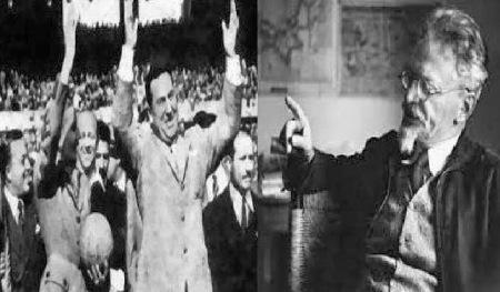 Entre-Perón-y-Trotsky