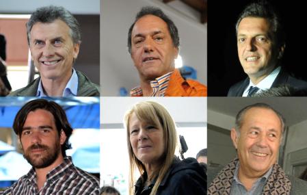 6 candidatos