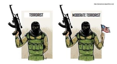 moderate terrorists - Fort Russ