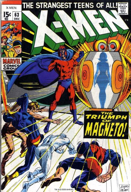 the triumph of magneto