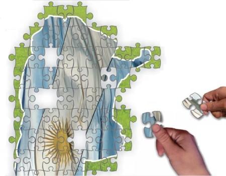 Argentina-Mapa-rompecabezas
