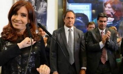 CFK Scioli Capitanich (2)