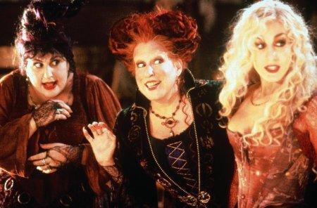 las tres brujas