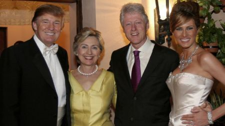 GTY_trump_wedding_clintons