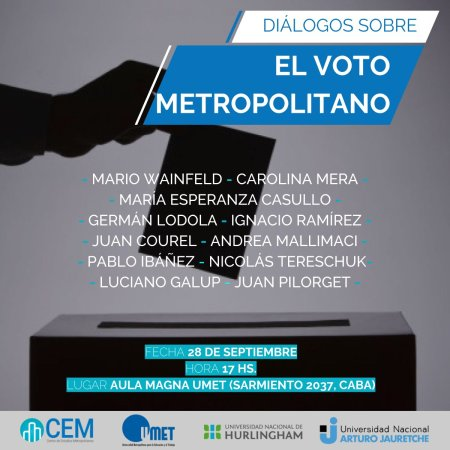el voto metropolitano