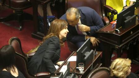 CFK y el Adolfo
