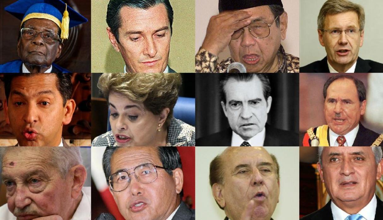 ex presidentes